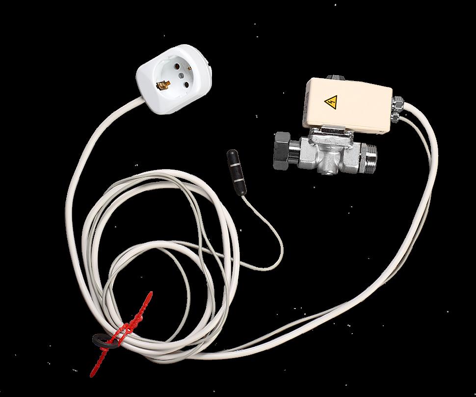 проводные датчики контроля протечки воды