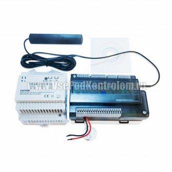 GSM сигнализация CCU825-HOME/DB-E011/AE-P (CCU825-H+E011-AE-PBD (На DIN рейку, 16 зон) GSM контроллер CCU825-H +E011-AE-PBD - это то же самое, что CCU825-H-AE-PBC, но с 8-ю дополнительными входами за счет установленной на заводе платы расширения E011. Рабочий диапазон температур: -30С +55С. Производство: Россия (разработка, сборка и тестирование), Тайвань (платы). Гарантия: 1 год с даты продажи.